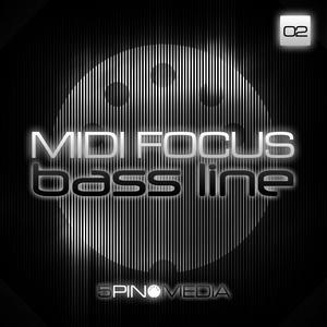 5PIN MEDIA - MIDI Focus: Bass Line (Sample Pack WAV/MIDI)