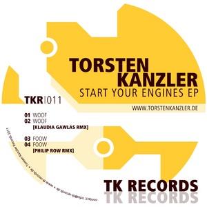 KANZLER, Torsten - Start Your Engines EP