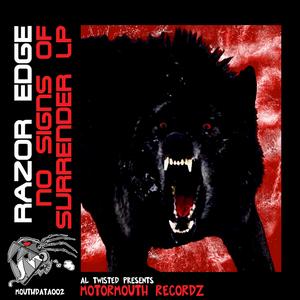 RAZOR EDGE - No Signs Of Surrender LP