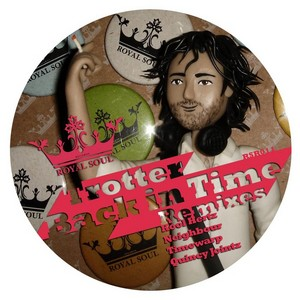 TROTTER - Back In Time EP (remixes)