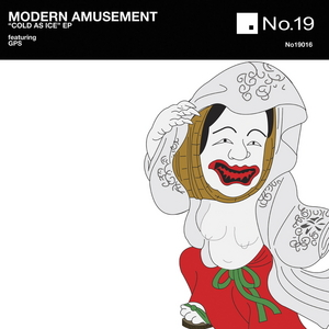 MODERN AMUSEMENT - Cold As Ice EP