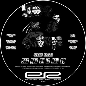 VARIOUS - See You All In Hell