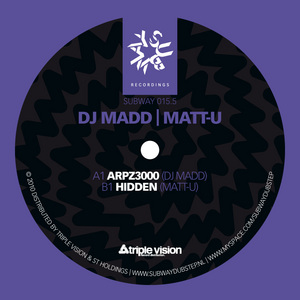 DJ MADD vs MATT U - Arpz 3000