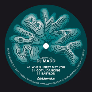 DJ MADD - When I First Met You