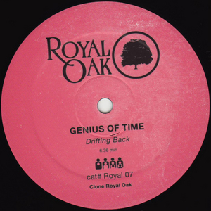 GENIUS OF TIME - Drifting Back