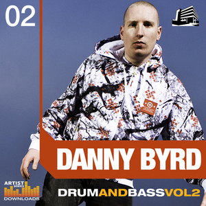 BYRD, Danny - Drum & Bass Vol 2 (Sample Pack WAV/APPLE/REASON/REX)