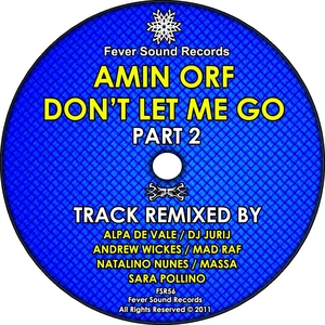 ORF, Amin - Don't Let Me Go (Part 2)