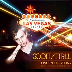 ATTRILL, Scott/VARIOUS - Live In Las Vegas (unmixed tracks)