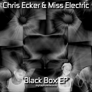 ECKER, Chris/MISS ELECTRIC - Black Box EP