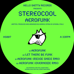 STEREOCOOL - Aerofunk