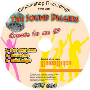 SOUND DIGGERS, The - Groove To Me