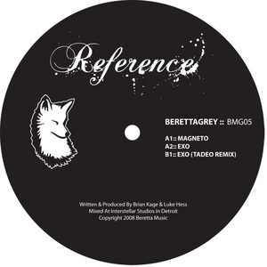 REFERENCE - Reference EP