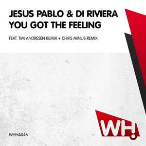 PABLO, Jesus/DI RIVIERA - You Got The Feeling