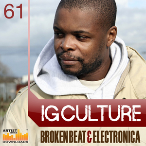 IG CULTURE - Broken Beat & Electronica (Sample Pack WAV/APPLE/LIVE/REASON)