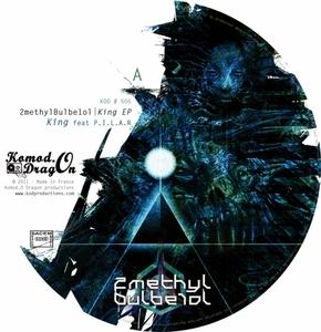 2METHYLBULBE1OL feat PILAR - King EP