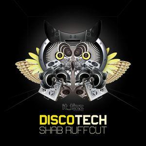 SHAB RUFFCUT - Disco Tech EP