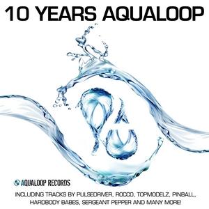 VARIOUS - 10 Years Aqualoop Records