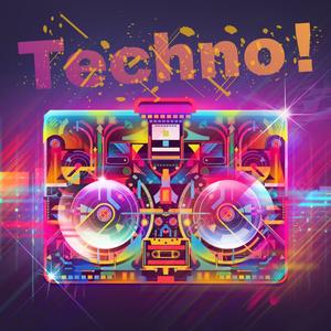 VARIOUS - Techno!
