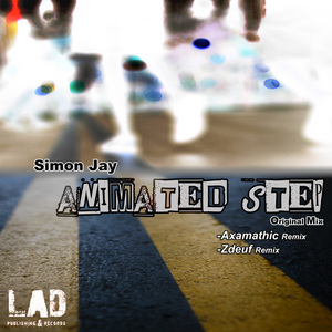 JAY, Simon - Animated Step
