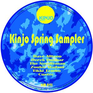 VARIOUS - Kinjo Spring Sampler