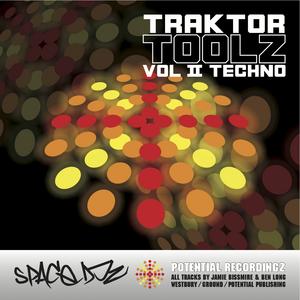 SPACE DJz - Traktor Toolz Vol 2 (Sample Pack Traktor)