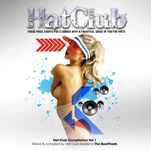 BEATTHIEFS, The/VARIOUS - Hat Club (compiled by The Beatthiefs)
