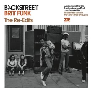 ELIXIA/SAVANNA/NIGEL MARTINEZ/THE COOL NOTES - Backstreet Brit Funk (The re-edits)