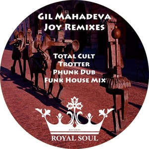 MAHADEVA, Gil - Joy (remixes)