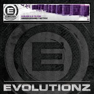 D BLOCK & S TE FAN - Evolutionz 018