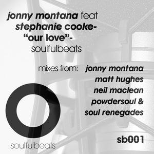 COOKE, Stephanie - Our Love