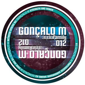 GONCALO M - Audio Family 12