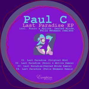 PAUL C - Last Paradise EP