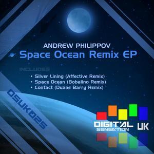 PHILIPPOV, Andrew - Space Ocean (remix EP)