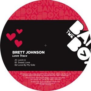JOHNSON, Brett - Love Traxx