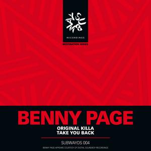 PAGE, Benny - Original Killa