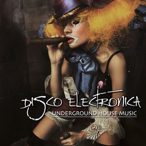 VARIOUS - Disco Electronica (Underground House Music)