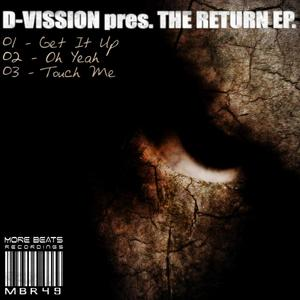 D VISSION - The Return EP