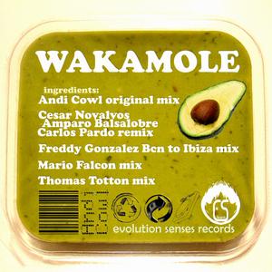 COWL, Andi - Wakamole