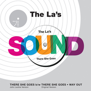THE LA'S - There She Goes (E Single)