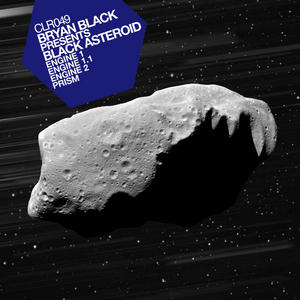 BLACK, Bryan - Black Asteroid The Engine EP