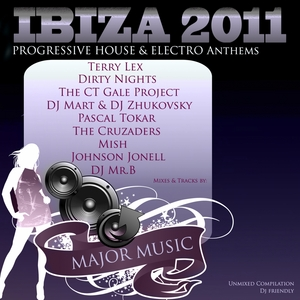 VARIOUS - Ibiza 2011 Progressive House & Electro Anthems