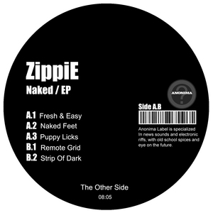 ZIPPIE - Naked