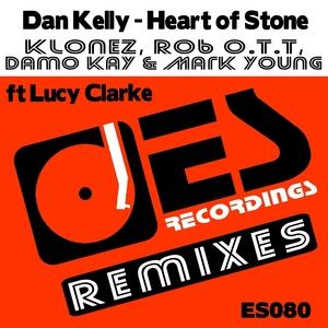 KELLY, Dan feat LUCY CLARKE - Heart Of Stone