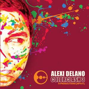 DELANO, Alexi - Colorclash 3