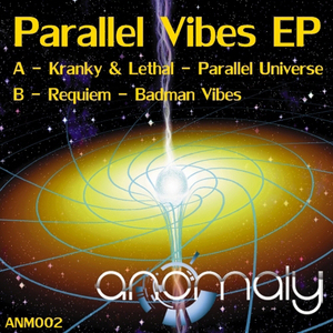 KRANKY & LETHAL/REQUIEM - Parallel Vibes EP