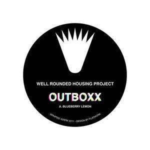 OUTBOXX - Blueberry Lemon EP