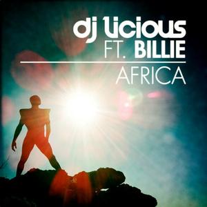 DJ LICIOUS feat BILLIE - Africa