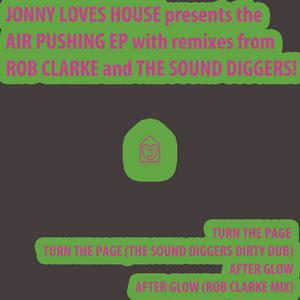 JONNY LOVES HOUSE - Air Pushing EP