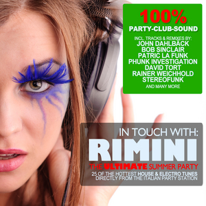 VARIOUS - In Touch With Rimini: The Ultimate Summer Party