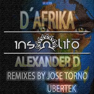 ALEXANDER D - D'Afrika